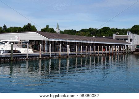 Boathouse of Harbor Springs