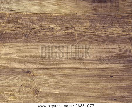 Background texture of a wooden table