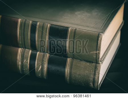 Legal law books
