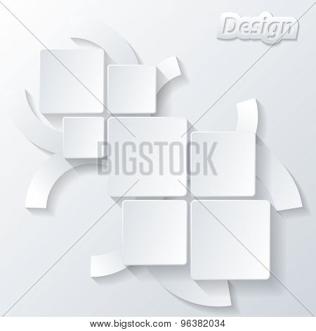 Web Abstract Background Design. Illustration. Vector EPS10.
