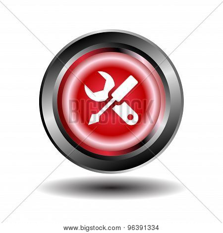Repair icon. Vector Repair Icon design template