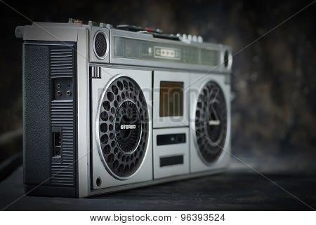 Cassette Radio 3