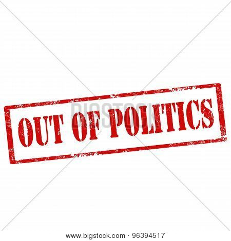 Out Of Politics
