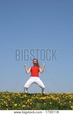 Chica deportiva