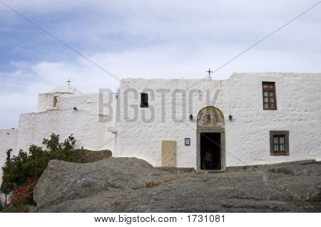 White Stucco Grotto