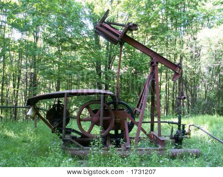 Old Oil Well