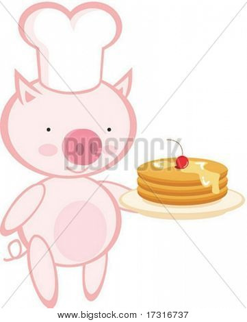 Pig Character