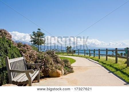 Pacific Coast Bench