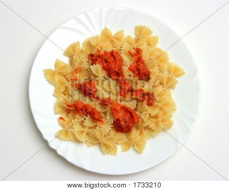 Typical Italian Dish