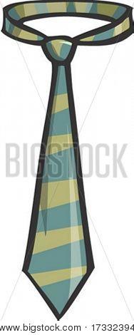 Necktie Details