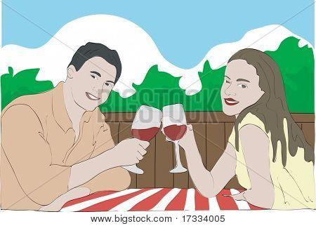 Valentine day Lovers