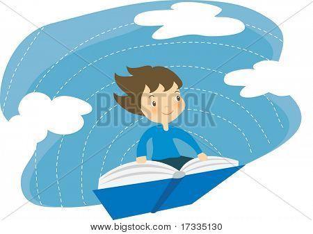 Lesebuch zusammen