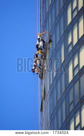 Fearless Window Washers