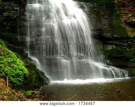 Cascadas, Bushkills