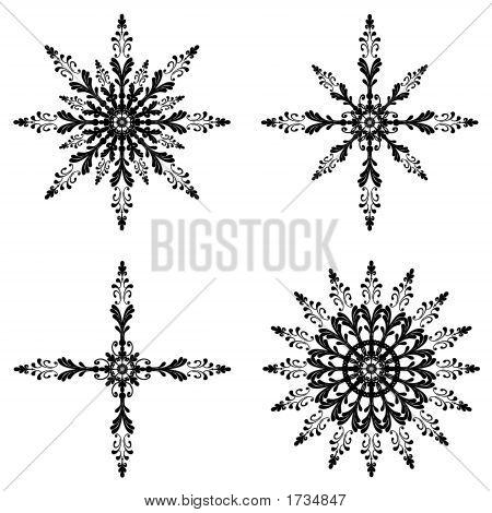 Special Fancy Detailed Decorations Unique Ornamental Art