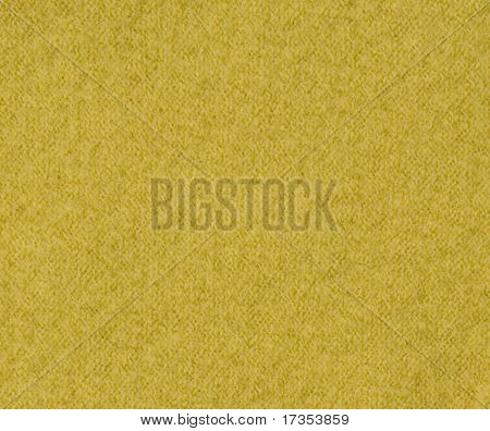 woolen yellow texture