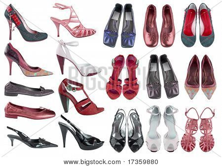 collection shoes