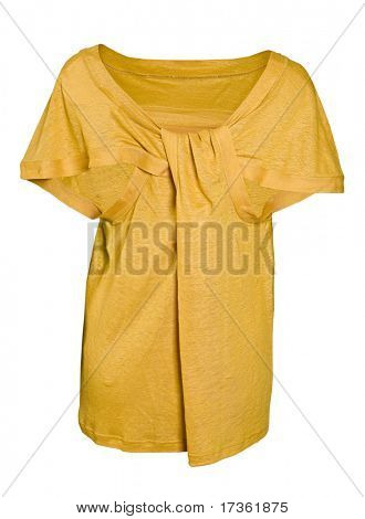 yellow blouse hippie jacket
