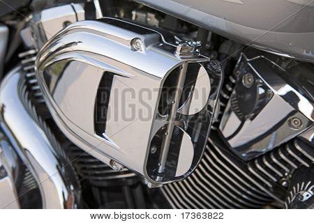 exhaust motorcycle motor engine