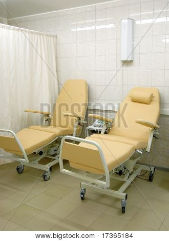surgeon interior