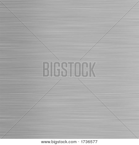 Aluminium Silver Background