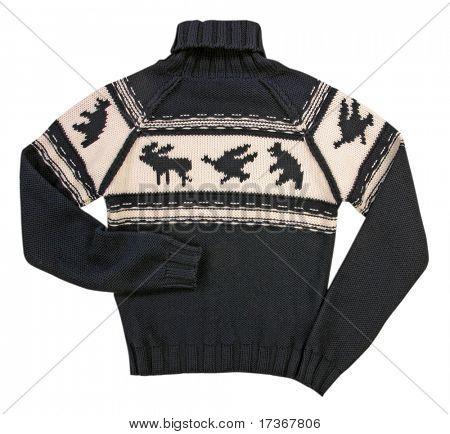 winter woolen sweater jacket