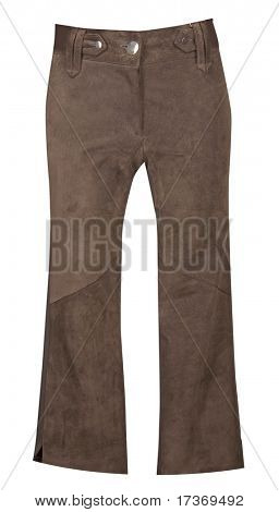 brown trousers pants