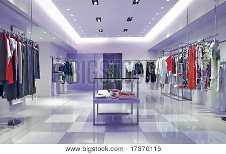 blauwe winkel