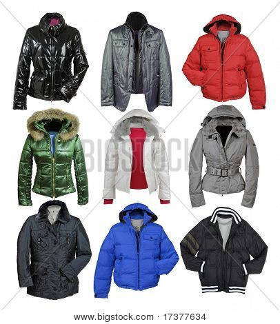 jacket collection
