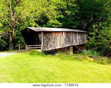 Closed Wooden Bridge  70059