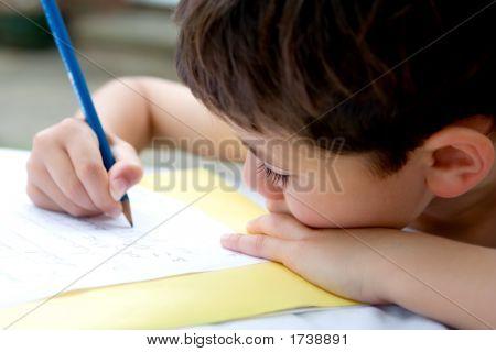 Pencil Practice