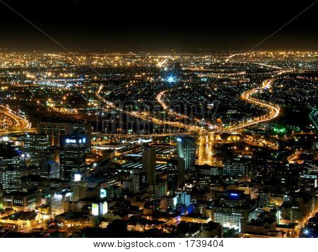 Bright Lights Of The Mother City