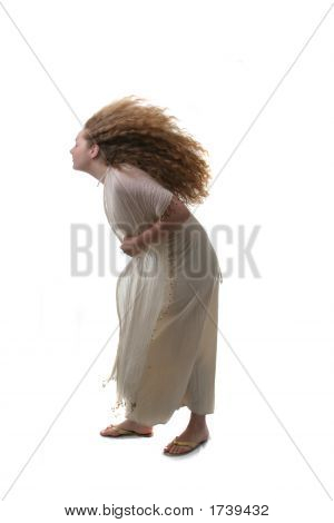 Long Hair - Young Girl