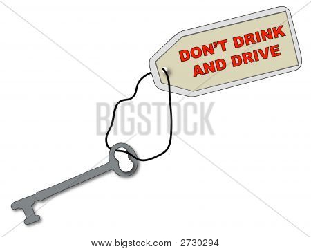 Tan N Old Key Dont Drink And Drive