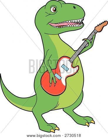 Tyrannosaurus Rex Rocker
