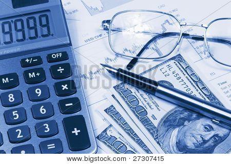 Accounting,dual tone