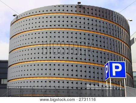 Parking Tower.