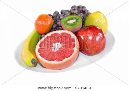 Fresh Fruit Plate