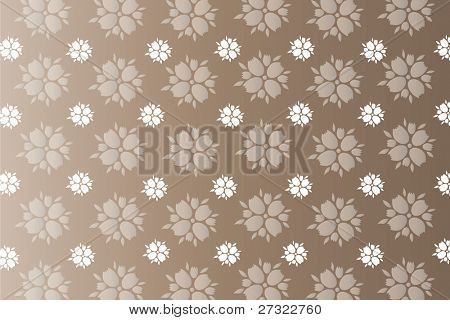 Romantic Floral Pattern sample