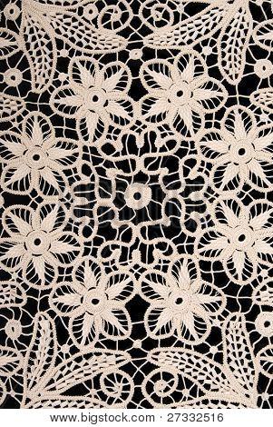 Handmade antique lace