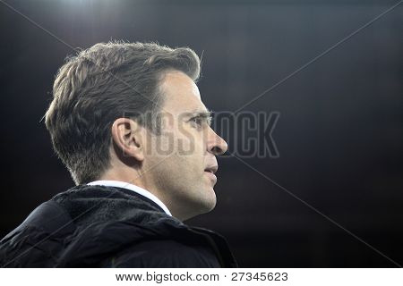 Oliver Bierhoff Of Germany