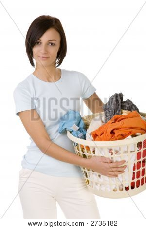 Will You Go With Me To The Laundry?