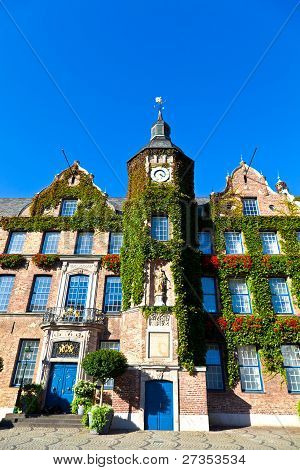 Townhall In D�sseldorf, Germany