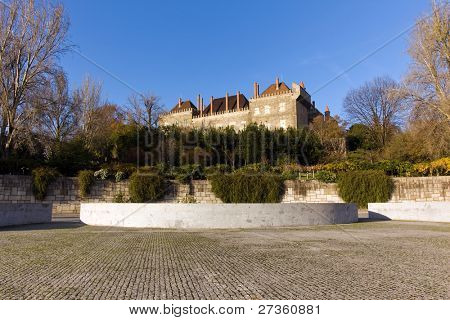 Palace of Duques de Braganca, in Guimaraes Portugal, north of the country. European Capital of Culture 2012