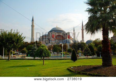 Aya Sofya Mosque Istanbul