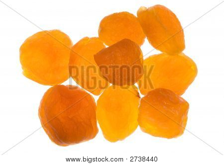 Translucent Apricots