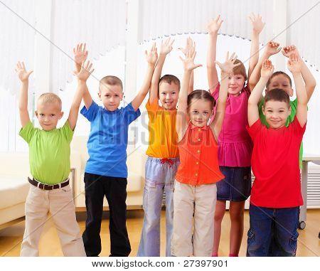 Group classmates