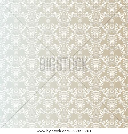 Seamless Floral Pattern. Illustration vector.
