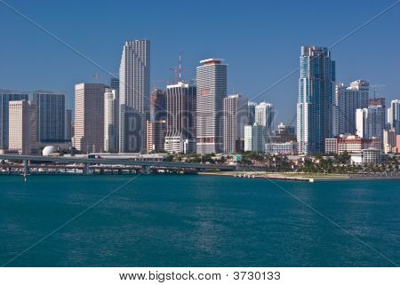 Downtown Miami Bayfront