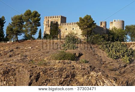 San Servando's Castle In Toledo